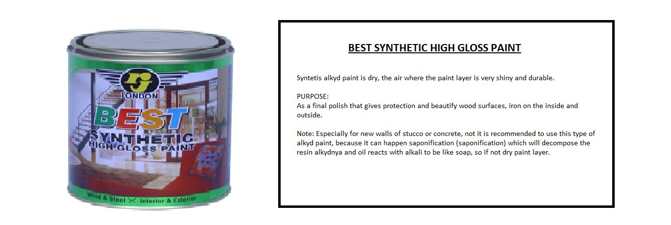 BEST SYNTHETIC HIGH GLOSS