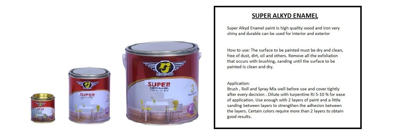 SUPER ALKYD ENAMEL